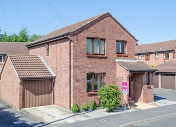 Thumbnail 3 bedroom detached house to rent in Weddall Close, York