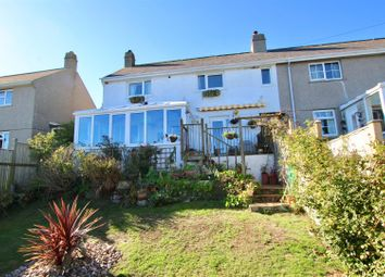 Thumbnail 3 bed terraced house for sale in School Hill, Coverack, Helston