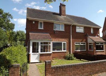 Thumbnail 3 bed semi-detached house for sale in Mill Lane, Quinton, Birmingham, West Midlands