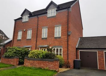 Thumbnail 4 bedroom semi-detached house to rent in Colridge Court, Donnington Wood, Telford