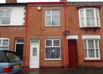 Thumbnail 2 bed terraced house for sale in Wilmington Road, Off Fosse Road South, Leicester