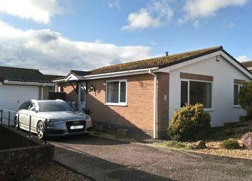 Thumbnail 2 bed detached bungalow for sale in Hazel Close, Seaton