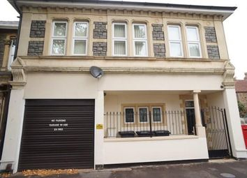 Thumbnail 1 bed flat for sale in Staple Hill Road, Fishponds, Bristol