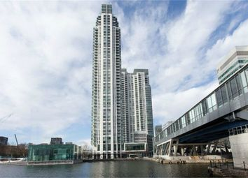 Thumbnail 1 bed flat to rent in Pan Peninsula Square, Canary Wharf, London