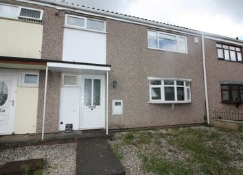 Thumbnail 5 bedroom terraced house to rent in Raphael Close, Broad Lane, Coventry