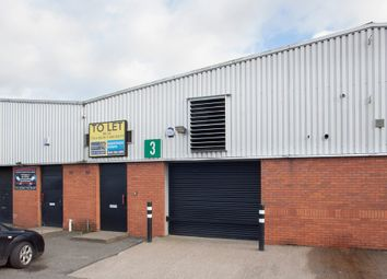 Thumbnail Light industrial to let in Oakbank Trading Estate, Block 5, Unit 3, Glasgow