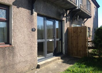 Thumbnail 3 bed flat to rent in Llwyn-Y-Llan Flats, Orchard Farm Estate, Trevethin