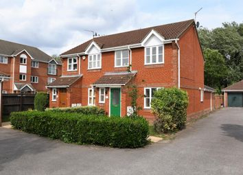 Thumbnail 4 bed semi-detached house for sale in Corfe Way, Farnborough