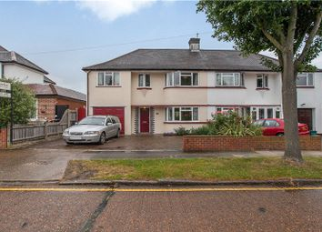 Thumbnail 5 bed semi-detached house to rent in Cardinal Crescent, New Malden