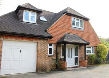 Thumbnail 4 bed property to rent in Wych Hill Way, Woking