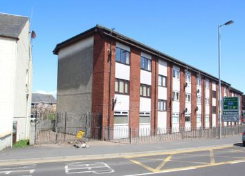 Thumbnail 2 bed flat for sale in 14A, Byres Road, Kilwinning KA136Jt