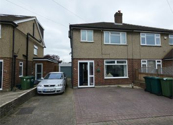 Thumbnail 3 bed semi-detached house for sale in Worple Road, Staines