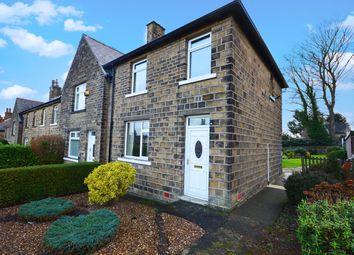 Thumbnail 3 bedroom end terrace house for sale in Farfield Road, Almondbury, Huddersfield