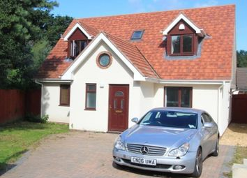 Thumbnail 4 bedroom detached house for sale in Old Newport Road, Old St Mellons, Cardiff
