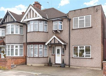 Thumbnail 4 bed end terrace house for sale in Thurlstone Road, Ruislip, Middlesex