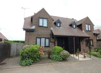 Thumbnail 2 bed semi-detached house for sale in Courville Close, Alveston, Bristol