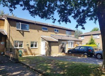 Thumbnail 3 bed terraced house for sale in Blenheim Way, Stevenage, Hertfordshire, England