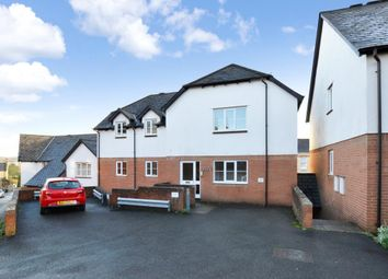 Thumbnail 1 bed flat for sale in Carpenters Court, Church Road, Newton Abbot, Devon