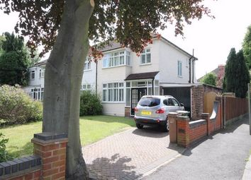 Thumbnail 3 bed semi-detached house for sale in Seymour Road, Carshalton
