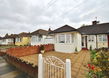 Thumbnail 2 bed semi-detached bungalow for sale in Albemarle Avenue, Twickenham