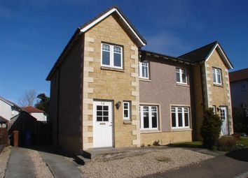 Thumbnail 3 bed semi-detached house for sale in Chandlers Rise, Elgin