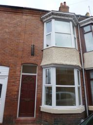 Thumbnail 4 bedroom terraced house to rent in Parker Street, Leek, Staffordshire