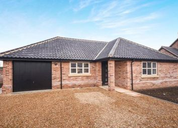 Thumbnail 3 bed bungalow for sale in Hargham Road, Shropham, Norfolk