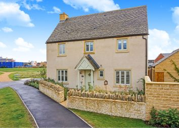 Thumbnail 3 bed detached house for sale in Mercer Way, Tetbury