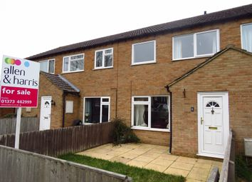 Thumbnail 3 bed terraced house for sale in Chestnut Close, Frome