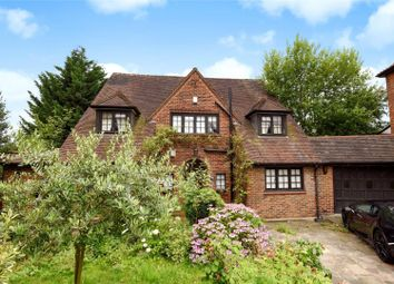 Thumbnail 5 bed detached house for sale in Woodland Way, Woodford Green