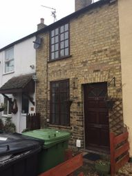 Thumbnail 2 bedroom terraced house to rent in Church Street, Stanground, Peterborough