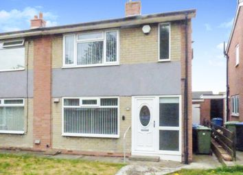 Thumbnail 2 bed semi-detached house for sale in Charters Crescent, South Hetton, Durham