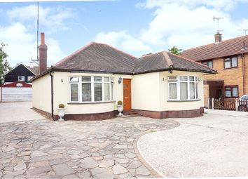 3 bed detached bungalow for sale in Ravenscourt Drive, Vange, Basildon SS16