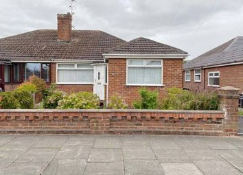 Thumbnail Semi-detached bungalow for sale in Ascot Road, Thornton-Cleveleys