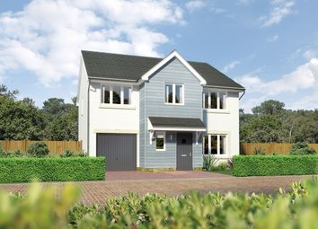 "Thumbnail 5 bedroom detached house for sale in ""Heddon"" at East Calder, Livingston"