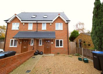 Thumbnail 6 bed semi-detached house to rent in Armstrong Road, Englefield Green, Egham