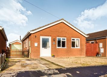 Thumbnail 2 bed detached bungalow for sale in Marine Avenue, Sutton-On-Sea, Mablethorpe