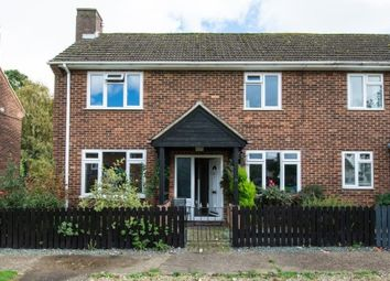 Thumbnail 3 bed semi-detached house to rent in Gibson Green, Witham St Hughs, Lincoln