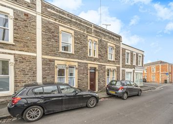 Thumbnail 3 bedroom terraced house for sale in Etloe Road, Westbury Park, Bristol