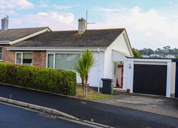Thumbnail 2 bed semi-detached bungalow for sale in Mayfield Crescent, Newton Abbot