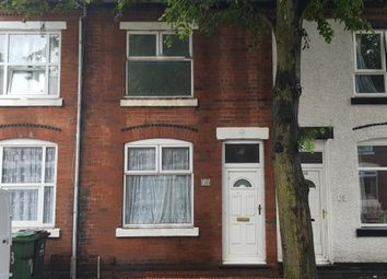 Thumbnail 3 bed terraced house for sale in Scarborough Road, Walsall