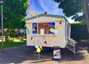 Thumbnail 2 bedroom mobile/park home for sale in Sunny Dale Holiday Park, Saltfleet, Louth, Lincolnshire