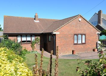 Thumbnail 3 bed detached bungalow for sale in Seaward Avenue, Barton On Sea, New Milton