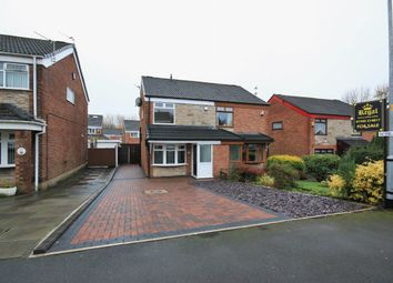 Thumbnail 3 bed semi-detached house for sale in Merton Road, Wigan