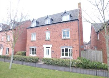 Thumbnail 5 bed detached house for sale in Falkland Road, Lichfield