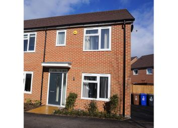 Thumbnail 2 bed town house for sale in Percy Boulton Grove, Trentham Manor, Stoke-On-Trent