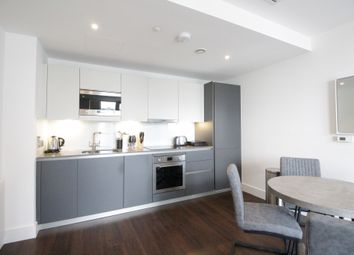 Harbour Central, South Quay E14. 1 bed flat