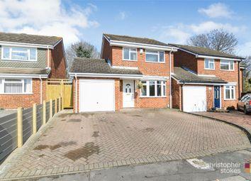 Thumbnail 3 bed detached house for sale in Upper Shott, Cheshunt, Waltham Cross, Hertfordshire