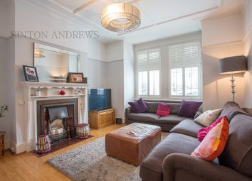 Thumbnail 4 bed terraced house to rent in Summerfield Road, London