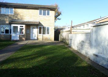 Thumbnail 2 bed semi-detached house to rent in St. Stephens Drive, Pencoed, Bridgend, Bridgend.